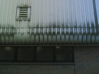 the cladding had not been cleaned for a number of years